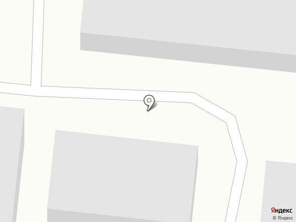 Чек-мастер на карте Калининграда