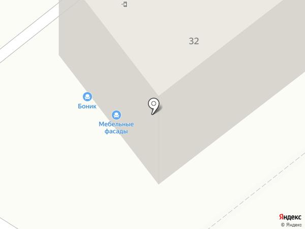 Арт Боник на карте Калининграда