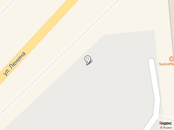 Blaser на карте Зеленоградска