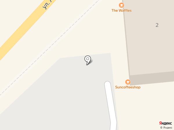 Романовский хлеб на карте Зеленоградска