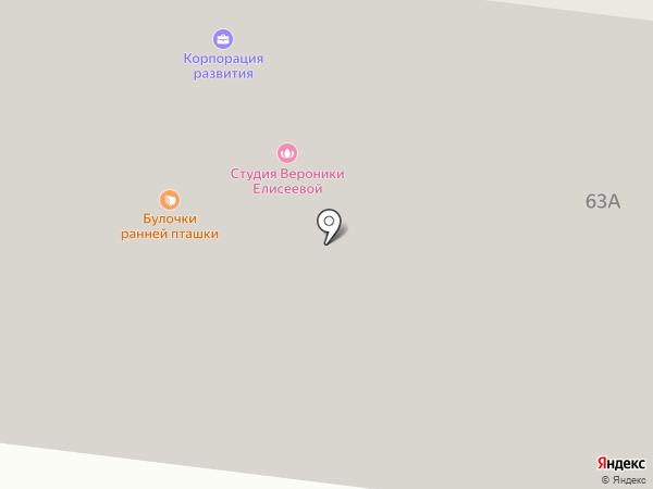ОМД на карте Калининграда