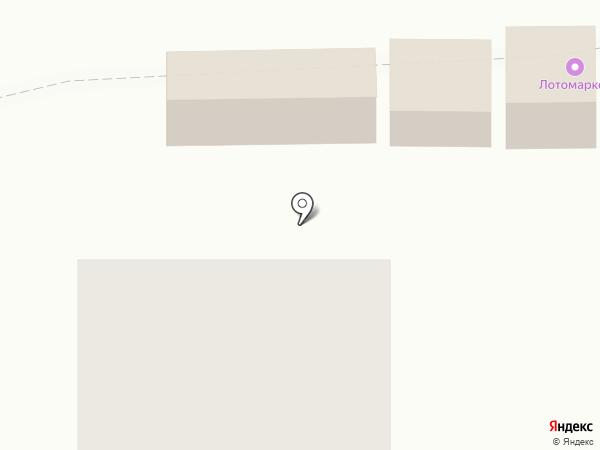 Магазин цветов на карте Калининграда