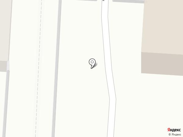 КРЫМСКАЯ ШКАТУЛКА на карте Калининграда