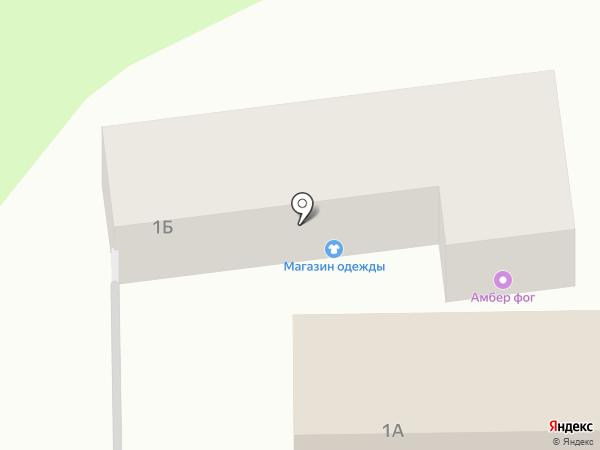 Магазин на карте Калининграда