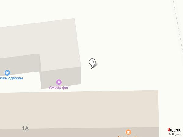 Автомагазин на карте Калининграда