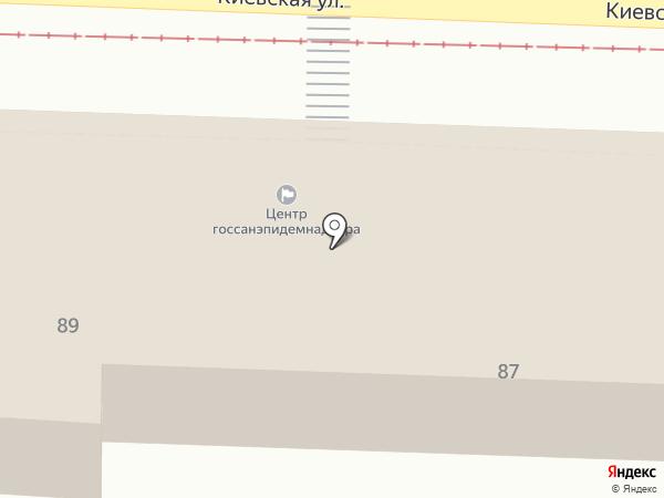 Креатив Текнолоджис на карте Калининграда
