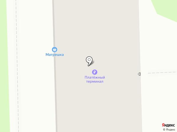Прованс на карте Калининграда