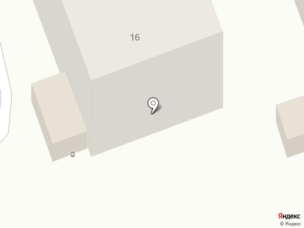 Мяснинка на карте Калининграда