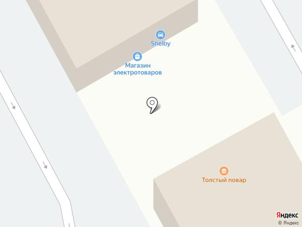Магазин автоинструмента и стройинструмента на карте Калининграда