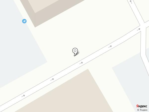Магазин автоаксессуаров на карте Калининграда