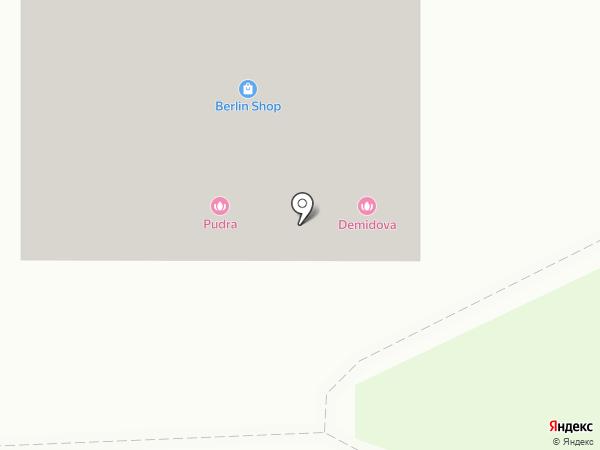 Groom House на карте Калининграда