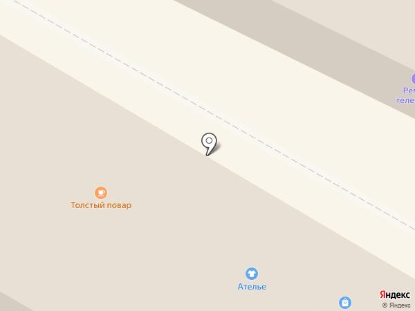 Sushi Light на карте Калининграда