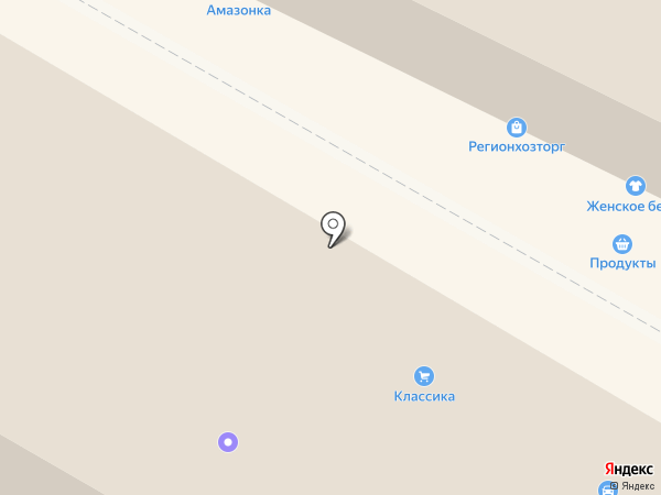 Магазин игрушек на карте Калининграда