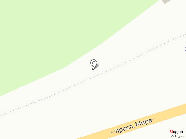 Микроденьги на карте Калининграда