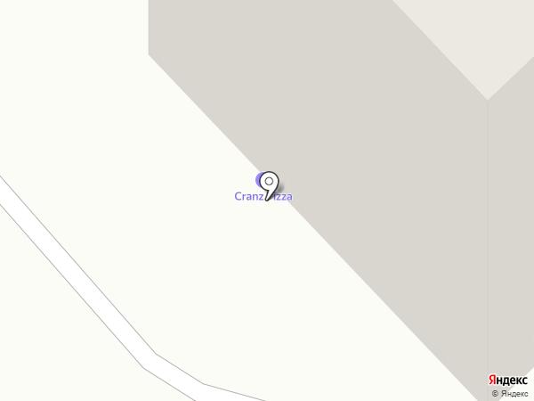 Карвайт на карте Зеленоградска