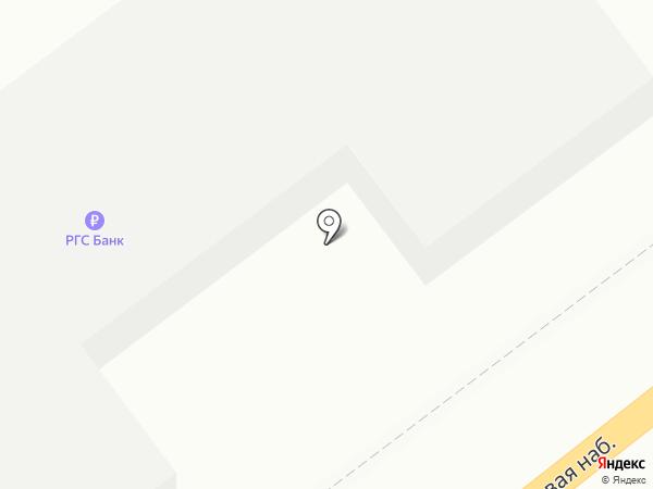 Учреждение Теплотехнической лаборатории на карте Калининграда