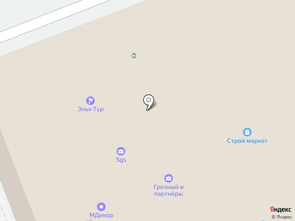 Гарантия Безопасности на карте Калининграда