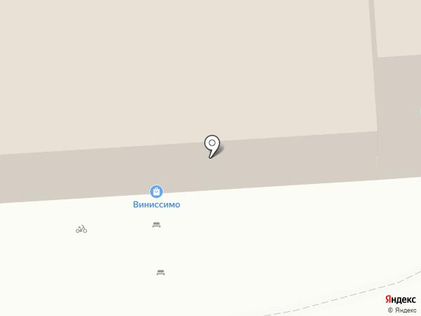 АКБ Енисей, ПАО на карте Калининграда
