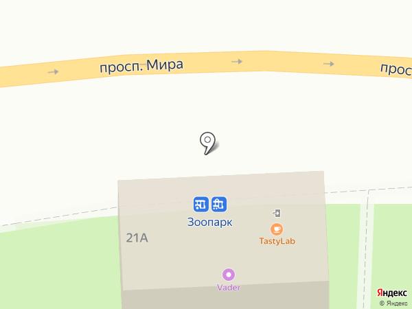 TastyLab на карте Калининграда