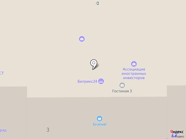 Granvel на карте Калининграда