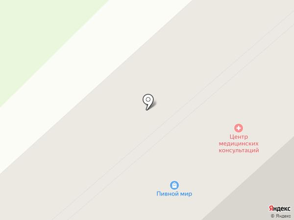 Вайтнауэр-Филипп на карте Зеленоградска
