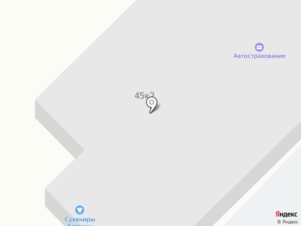 Rmsauto.ru на карте Калининграда