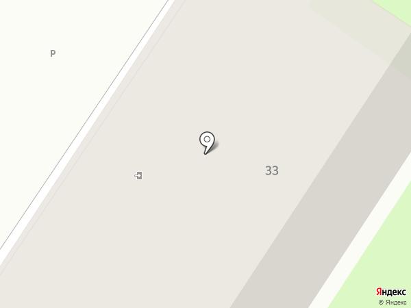 Адвокат Буракова О.Э. на карте Калининграда