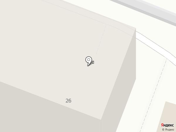 Апартаменты от хозяина на карте Калининграда