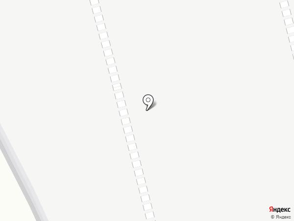 Хонда на Портовой на карте Калининграда