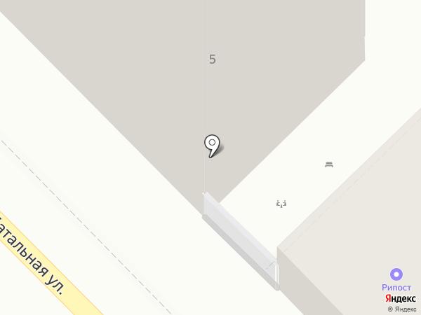 Kenigdoors на карте Калининграда