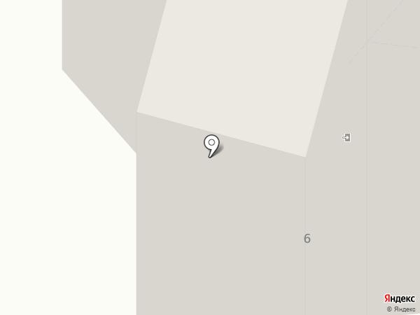 СиМ на карте Калининграда