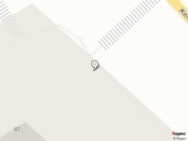 Луиза на карте Калининграда