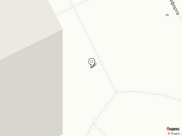 ТД Тимербаев на карте Калининграда