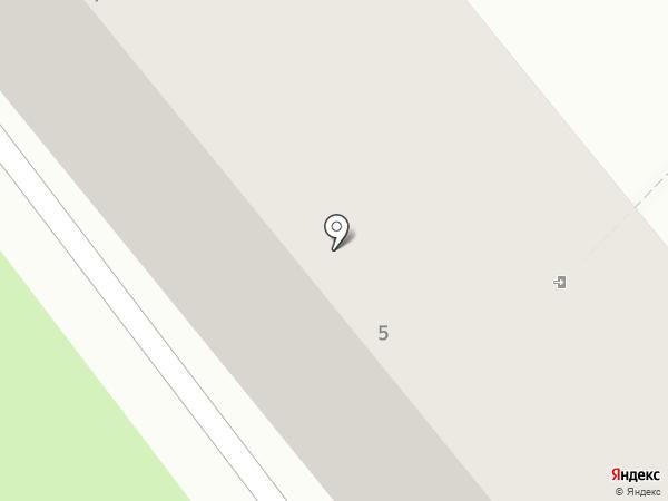 Гран Ресерва на карте Калининграда