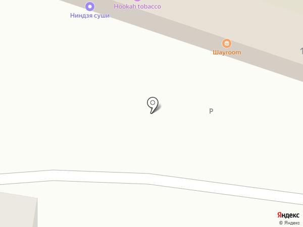 Ломбард Люкс на карте Калининграда