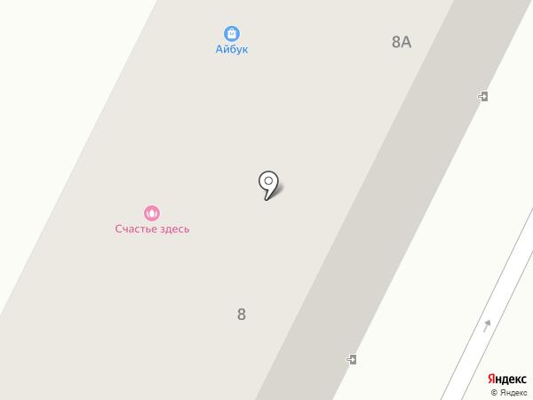 ДиетЕ-ДА на карте Калининграда
