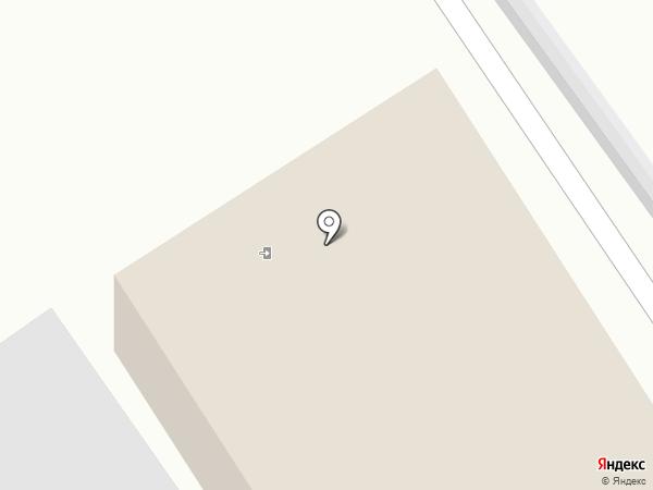 ЭК МЕГАОМ на карте Калининграда