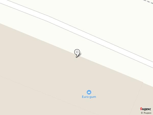 Пит-стоп на карте Калининграда