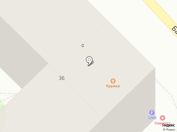 Добрые цены на карте Калининграда