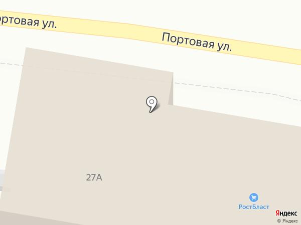 Маер на карте Калининграда