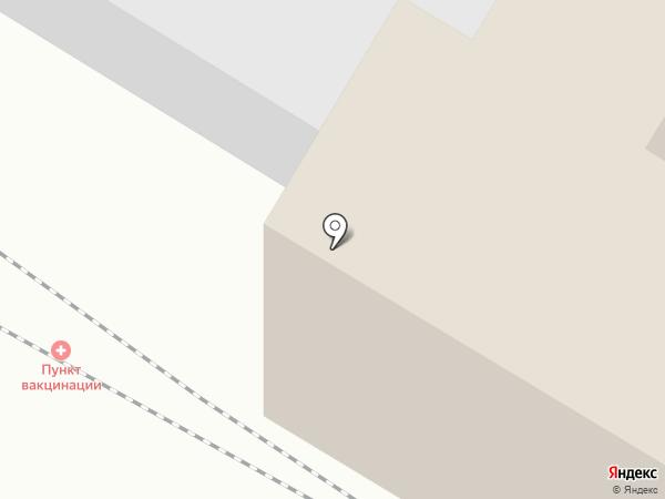 Фаворит на карте Калининграда