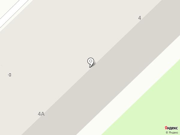 Дружба 4, ТСЖ на карте Калининграда