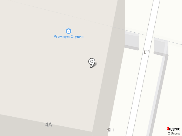 Мария на карте Калининграда