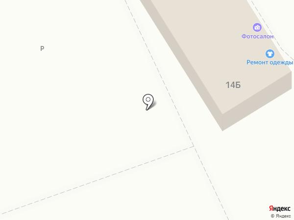 Гараж39 на карте Калининграда