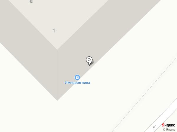 SHAY на карте Калининграда