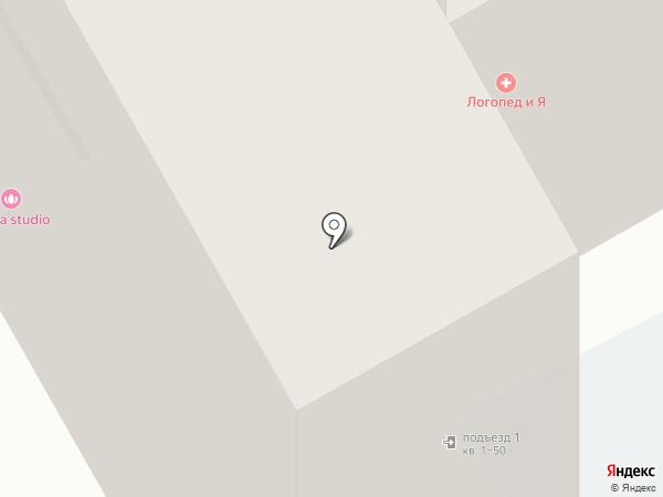 Paula Studio на карте Калининграда