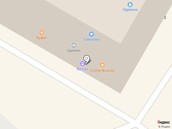 Омега сервис на карте Калининграда