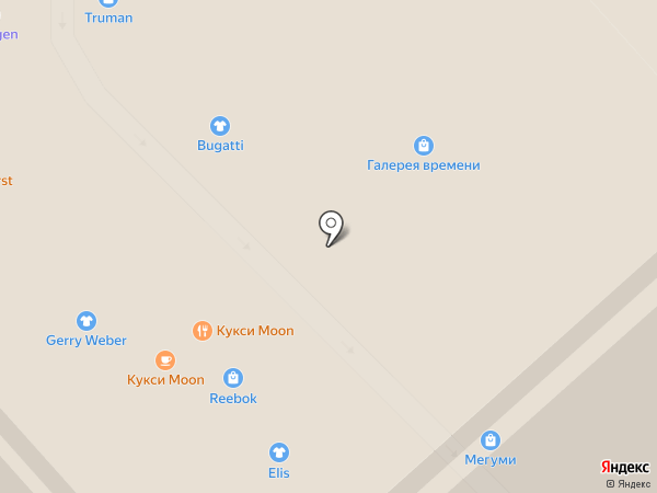 Fiorella Rubino на карте Калининграда