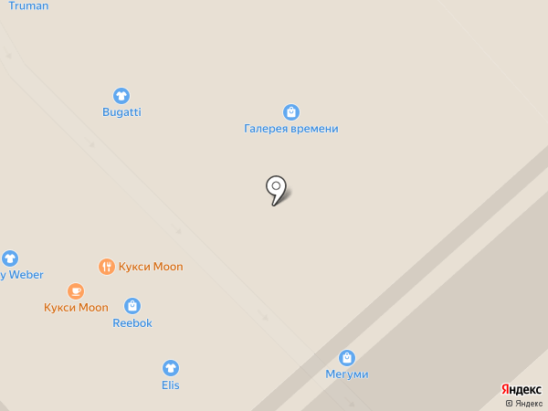 Reebok на карте Калининграда
