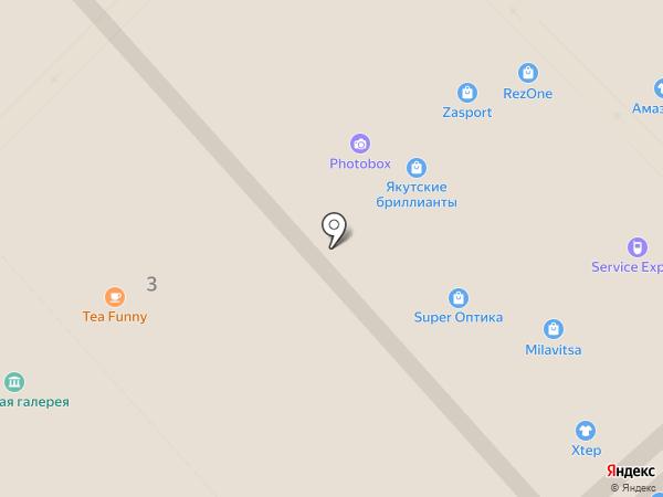 Lady Collection на карте Калининграда